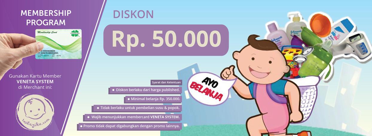 promo-kartu-member-veneta-system-beli-tinta-printer-gratis-voucher-belanja-perlengkapan-bayi-di-inibayiku.com-popok-susu-murah