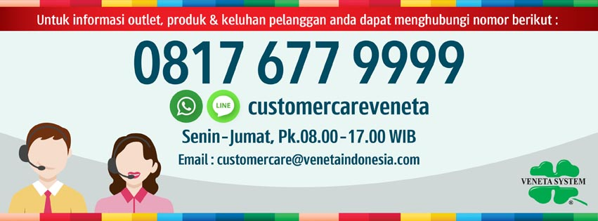 CUSTOMER CARE VENETA