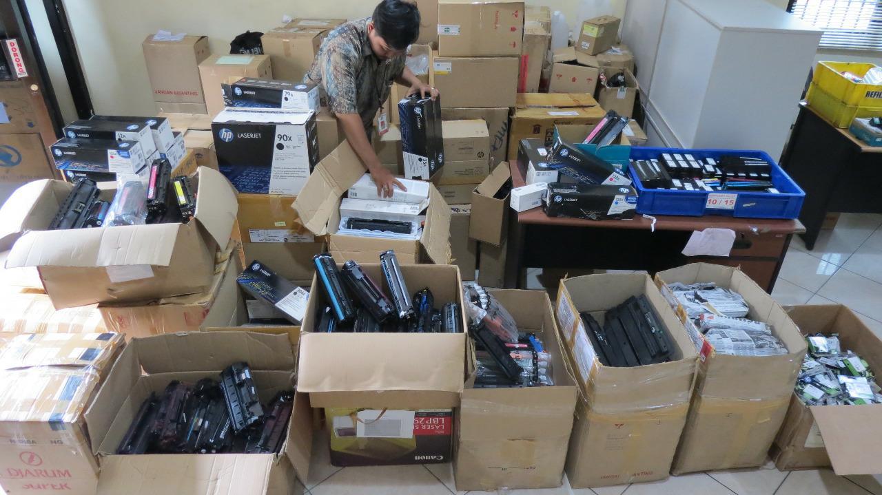 cartridge toner ribbon inkjet laserjet bekas jangan dibuang veneta system beli isi ulang tinta printer lebih hemat lebih murah