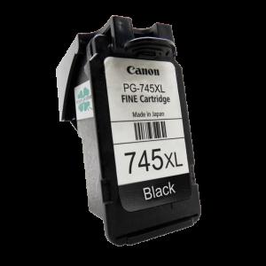 Tinta-veneta-refill-recycle-Canon 745 xl black